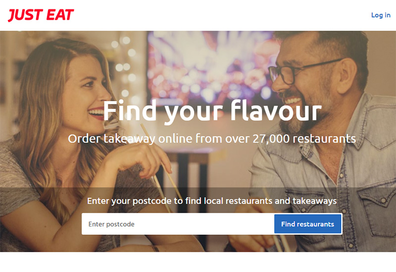 just eat website crop