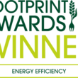 Footprint Awards winner logo