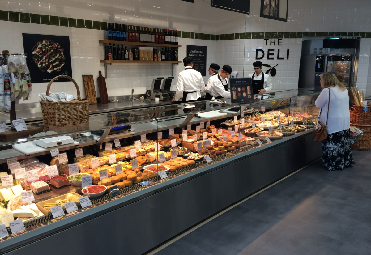 M&S Food Hall, Chichester