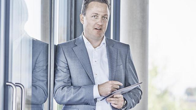 Ralph Winterhalter, joint CEO