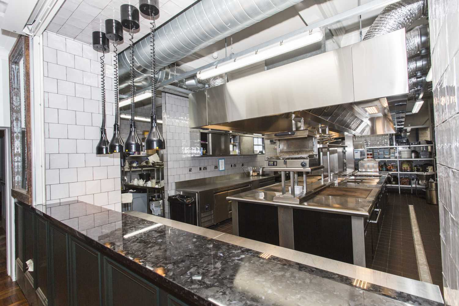 Open kitchen 2