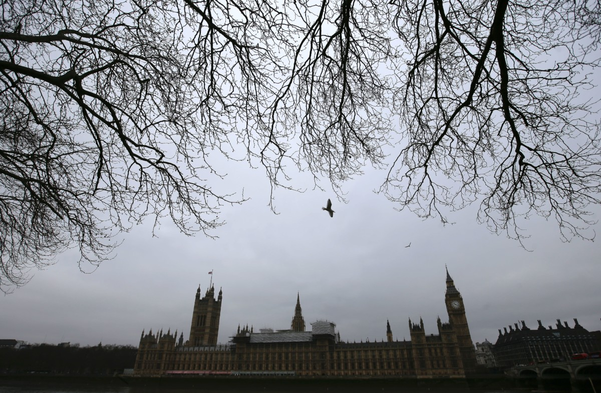 The Palace of Westminster, comprising the House of Lords and the House of Commons, is pictured from accross the River Thames in central London on March 14, 2017. Prime Minister Theresa May is set to begin the countdown to Brexit after parliament gave her the green light -- and Scotland wrong-footed her by launching a fresh bid for independence. Downing Street has played down speculation that May could announce Tuesday that she is triggering the Article 50 process to leave the European Union, indicating that it would take place later in the month. / AFP PHOTO / Daniel LEAL-OLIVAS        (Photo credit should read DANIEL LEAL-OLIVAS/AFP/Getty Images)