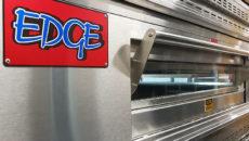 Edge oven