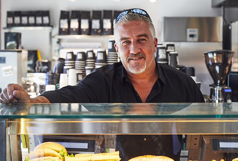 KNEAD Bakery & Coffee Paul Hollywood 1