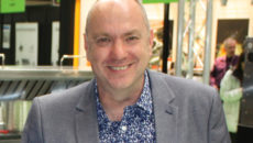Martin Porter, managing director