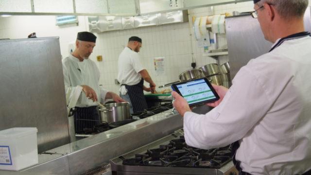 Monika total food safety system