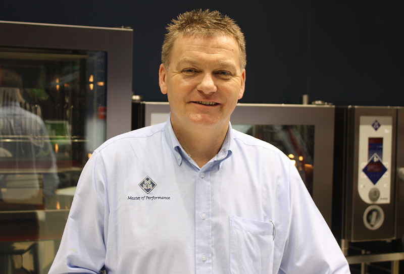 Stuart Long, sales director