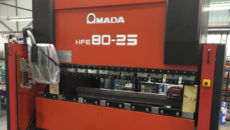 Amada equipment