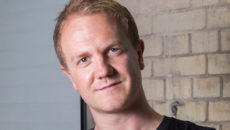 Dan Warne, managing director