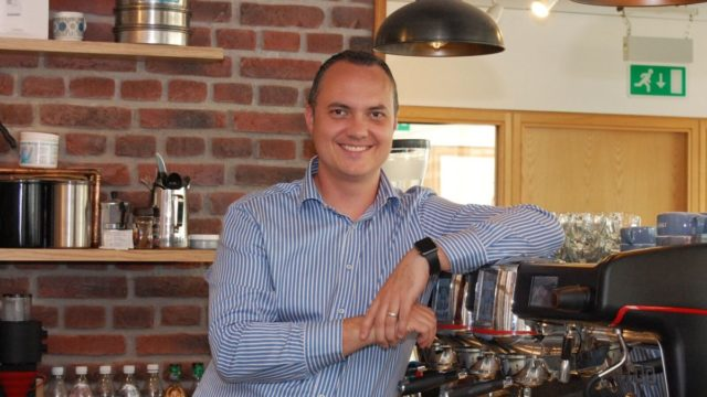 Daniel Clarke, managing director