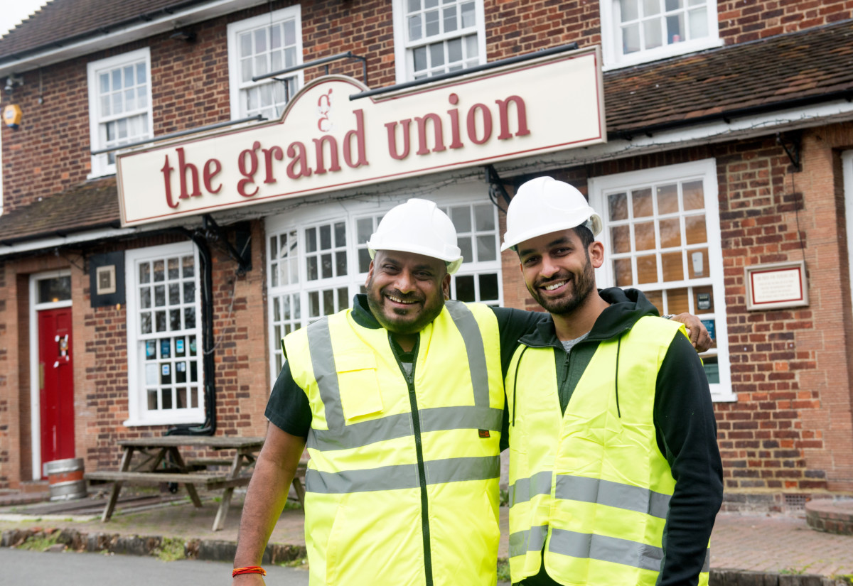 MC Group, The Grand Union, Uxbridge