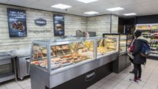 Fri-Jado counter at Costcutter