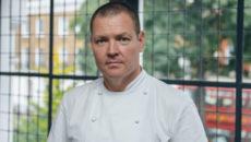 Simon Gregory, executive chef, Bluebird Chelsea