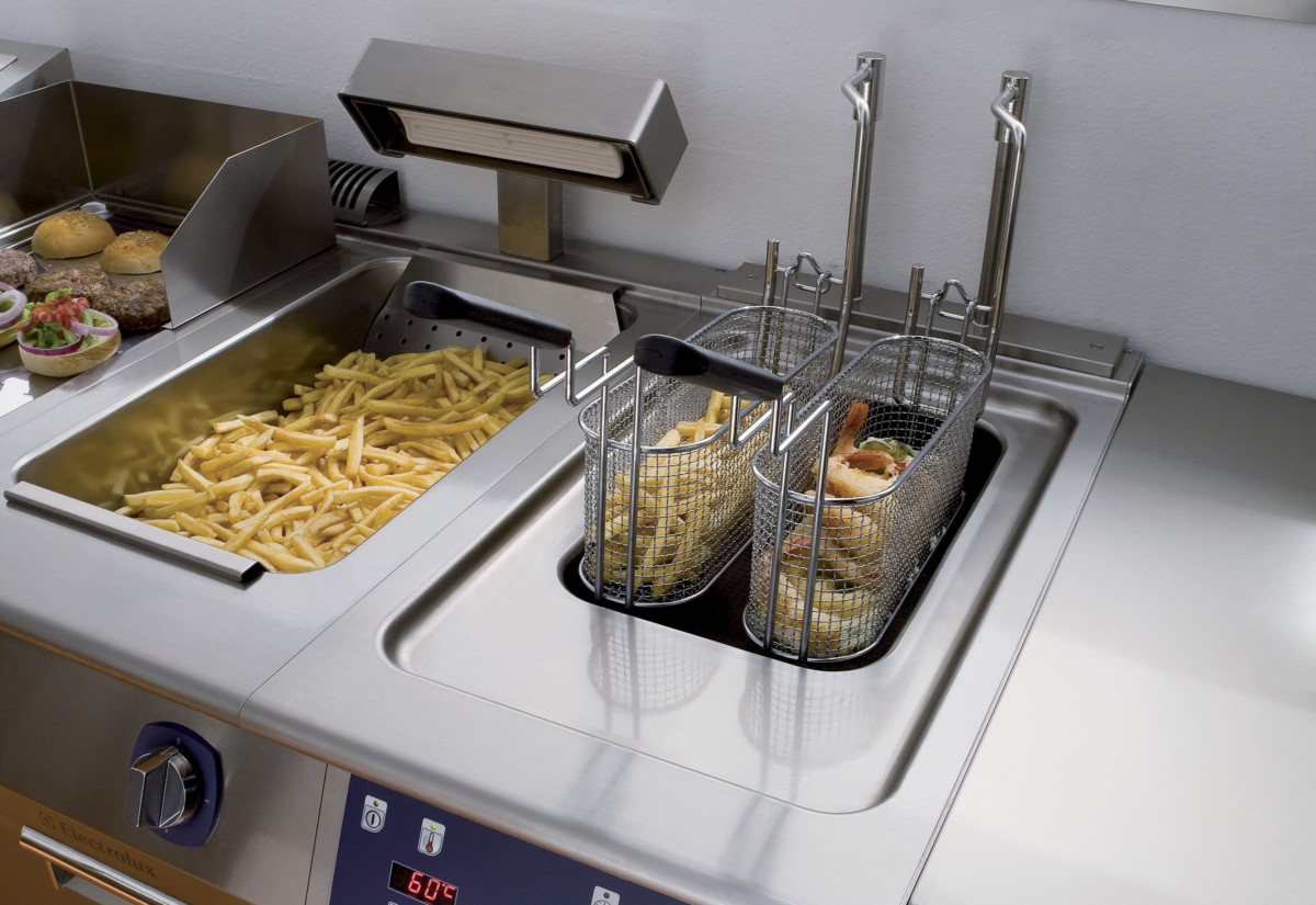 The HP Fryer will all but guarantee consistent food output thanks to its ability to ensure the oil remains at a regulated temperature