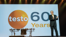 Testo Burkart Knospe CEO 60 Years