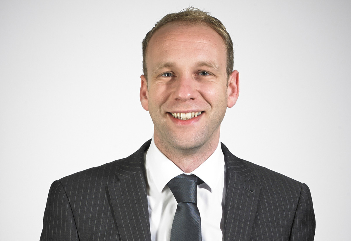 Alistair Farquhar, EMEA specification manager – consultants and specification