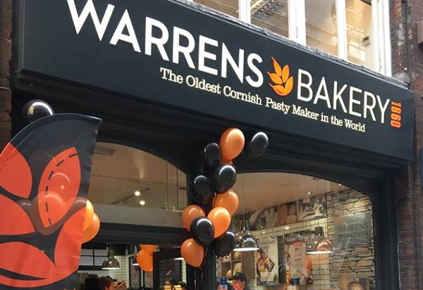 Warrens Bakery shop