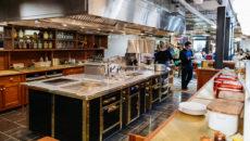 Charvet suite at Jamie Oliver Group HQ