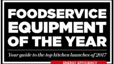 Foodservice Equipment of the Year 2017 - Energy Efficiency
