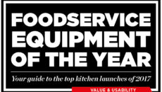 Foodservice Equipment of the Year 2017 - Value & Usability