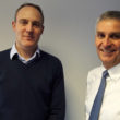 Simon Aspin, managing director, and Martin Wood, non-executive chair