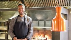 Tyrone Blake, head chef, Blue Smoke on the Bay at Low Wood Bay Resort & Spa