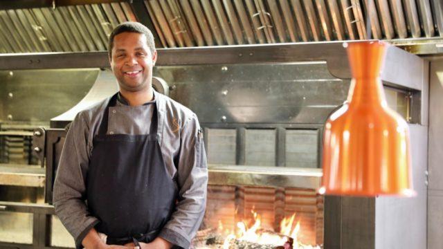 Tyrone Blake, head chef, Blue Smoke on the Bay at Low Wood Bay Resort & Spa