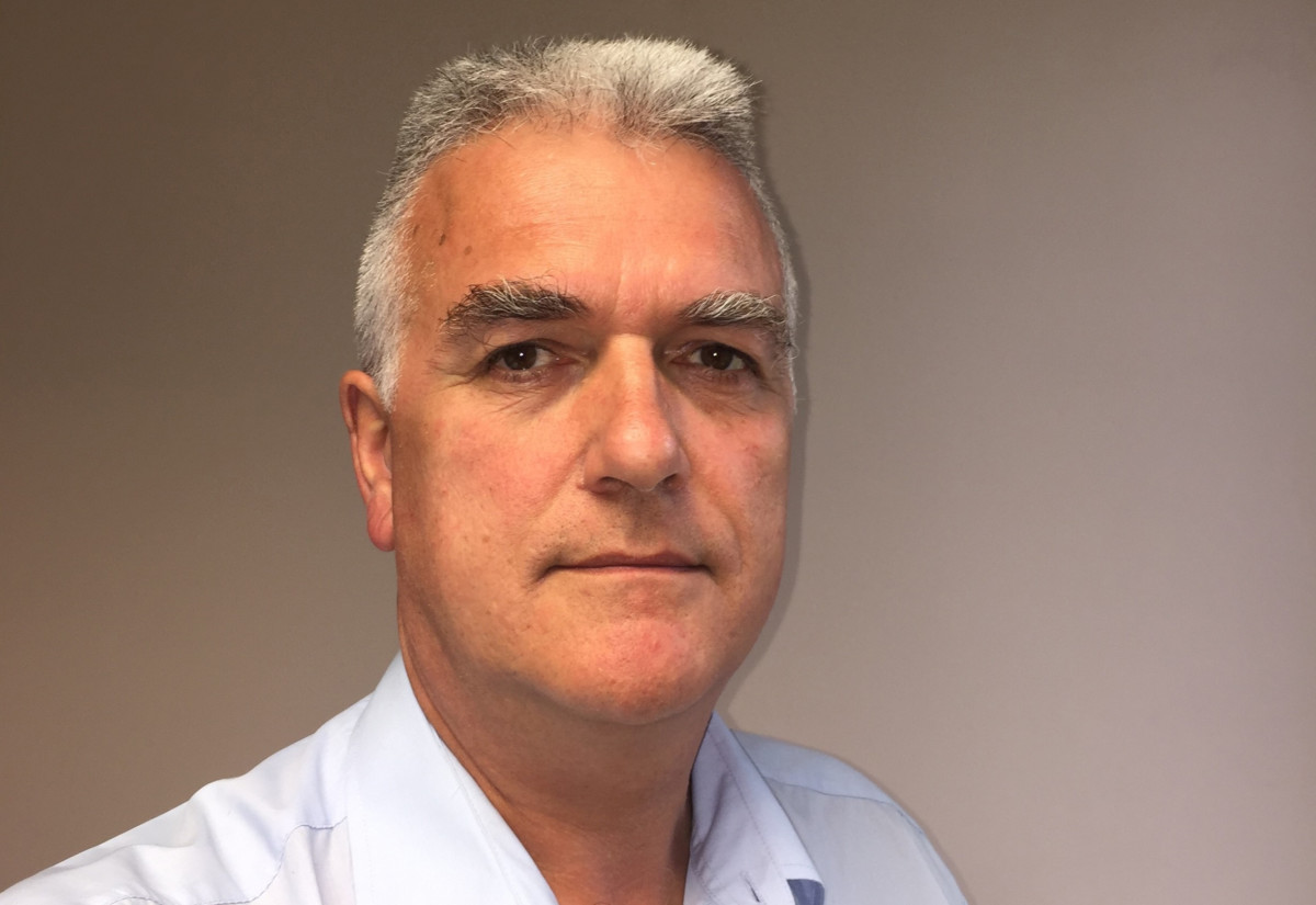 Andy Gentle, works director, Hobart, and chair of CESA BSI/MCE 3/5 committee