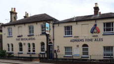 The Bricklayers, Colchester