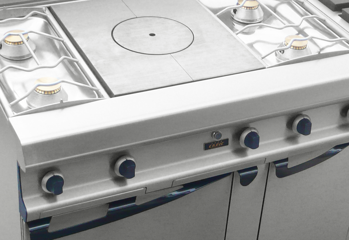 Exclusive Ranges Capic cooking suite