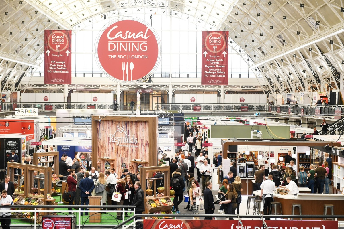 Casual Dining 2018