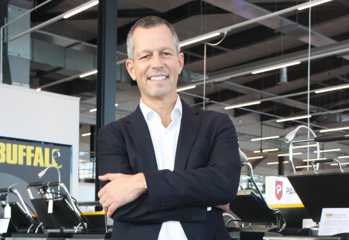 Klaus Goeldenot, group CEO