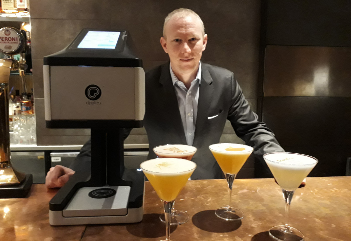 James Ross, director of operations, Hilton London Tower Bridge.