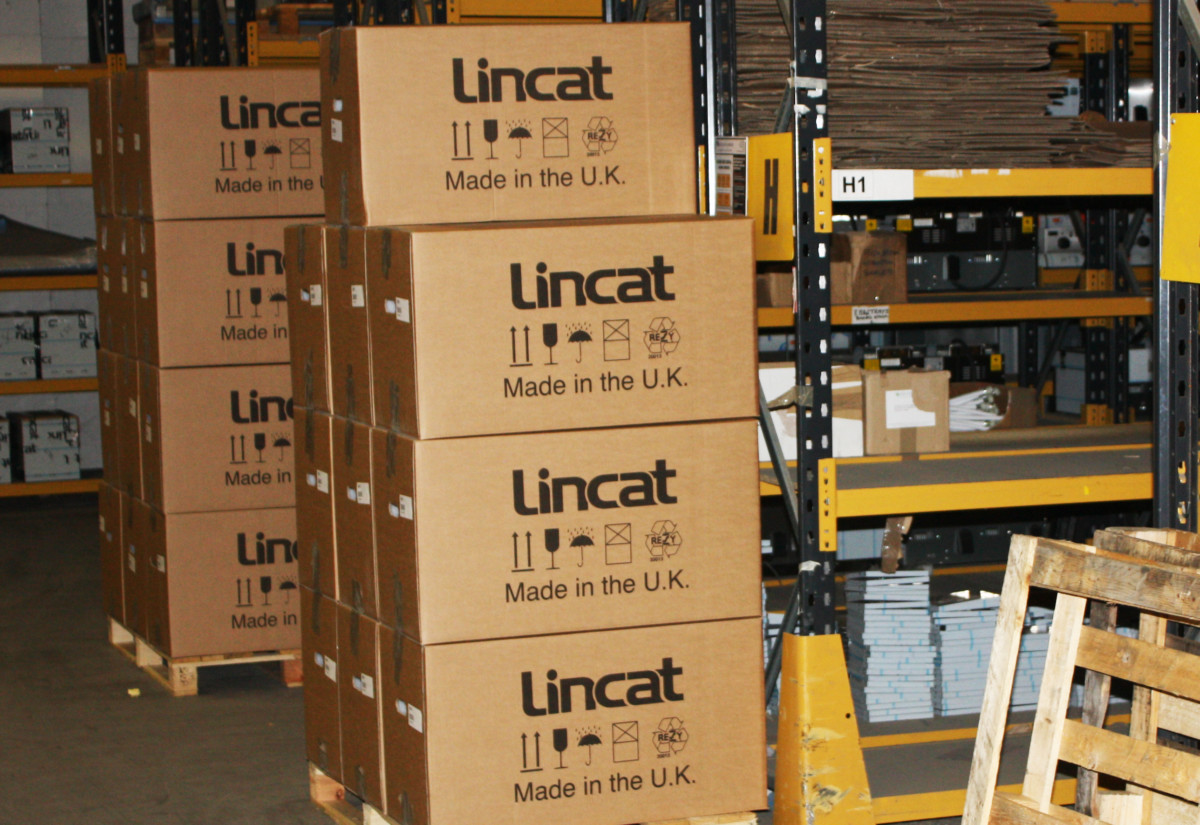 Lincat warehouse