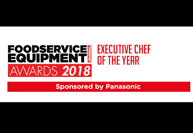 NEW Executive Chef of the Year