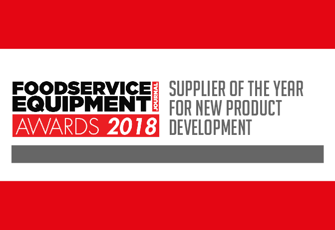 Supplier of the Year for New Product Development