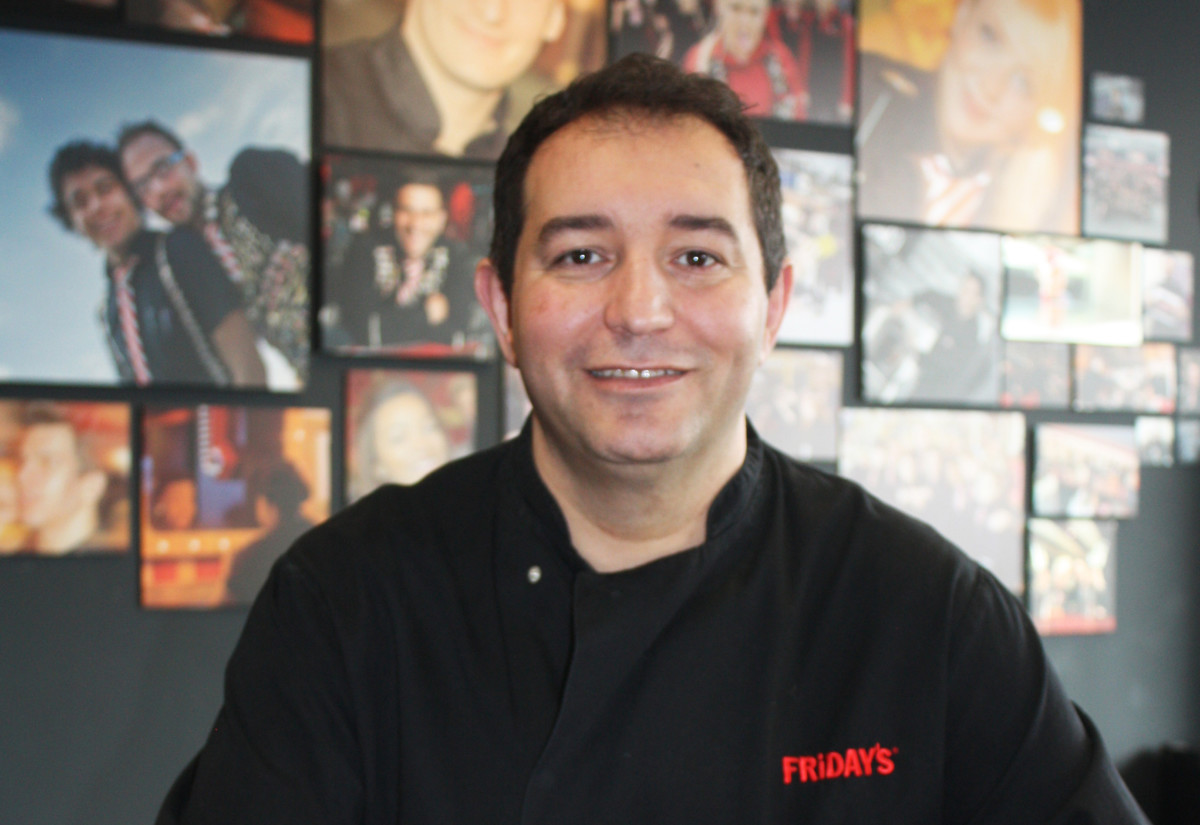 Terry McDowell, head of food and drink