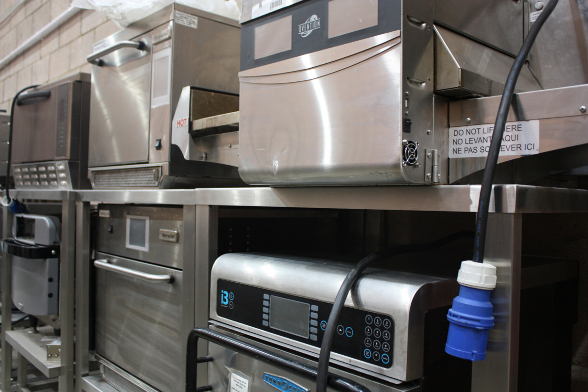 Marren Group ovens at HQ