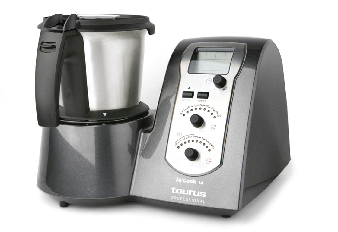 Taurus Group Mycook induction-heated kitchen robot