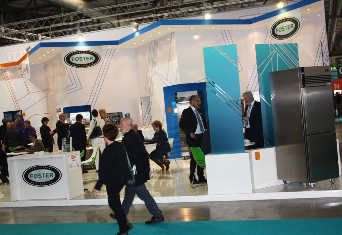 Foster HOST stand 2013
