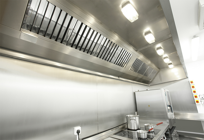 Target Catering Equipment extractor canopy