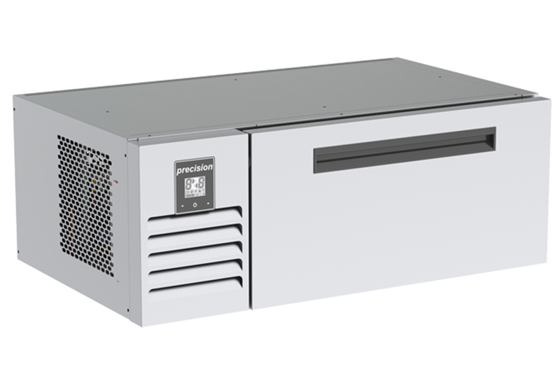 Precision Refrigeration variable temperature drawer