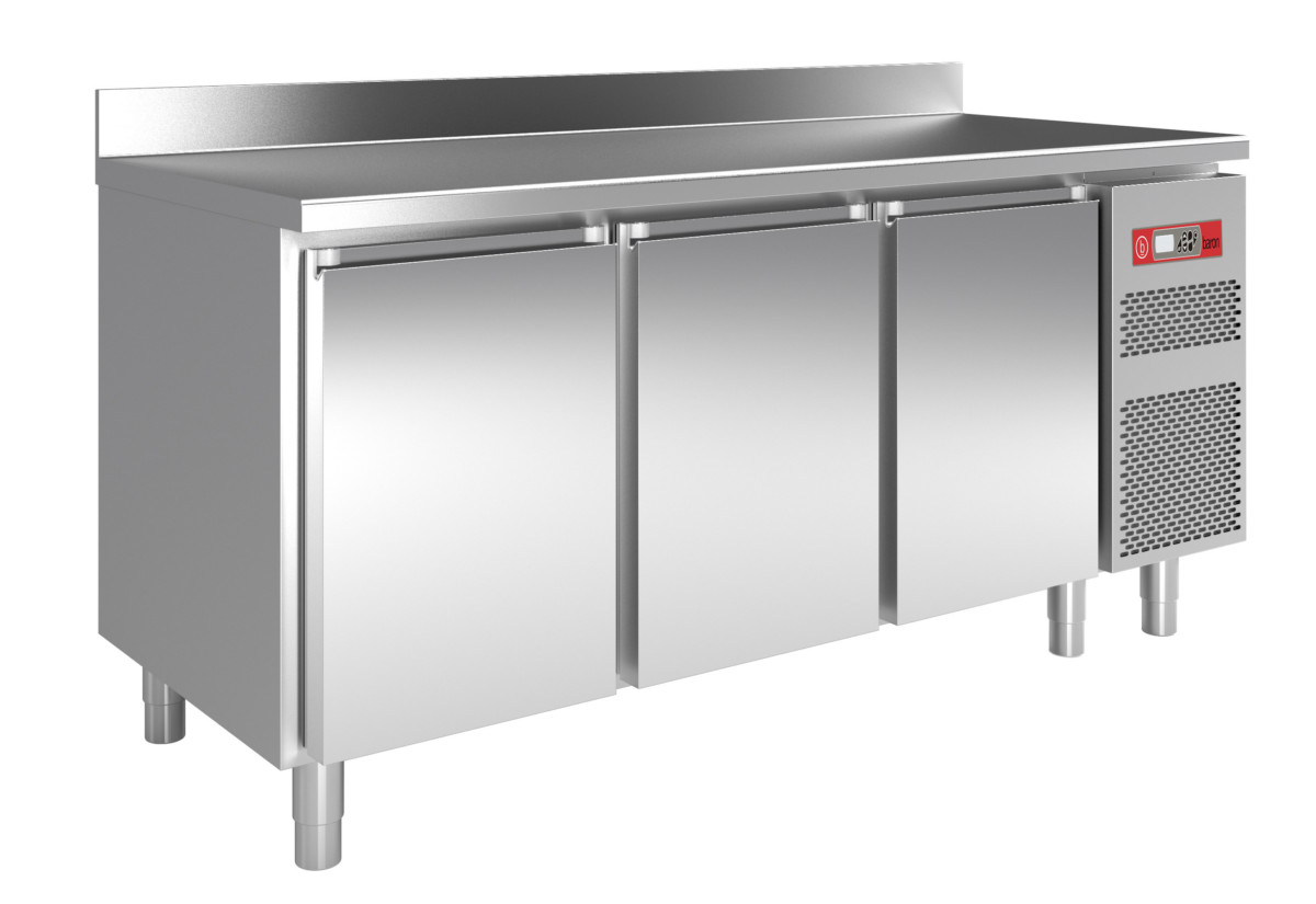 Baron Tavoli counter refrigeration