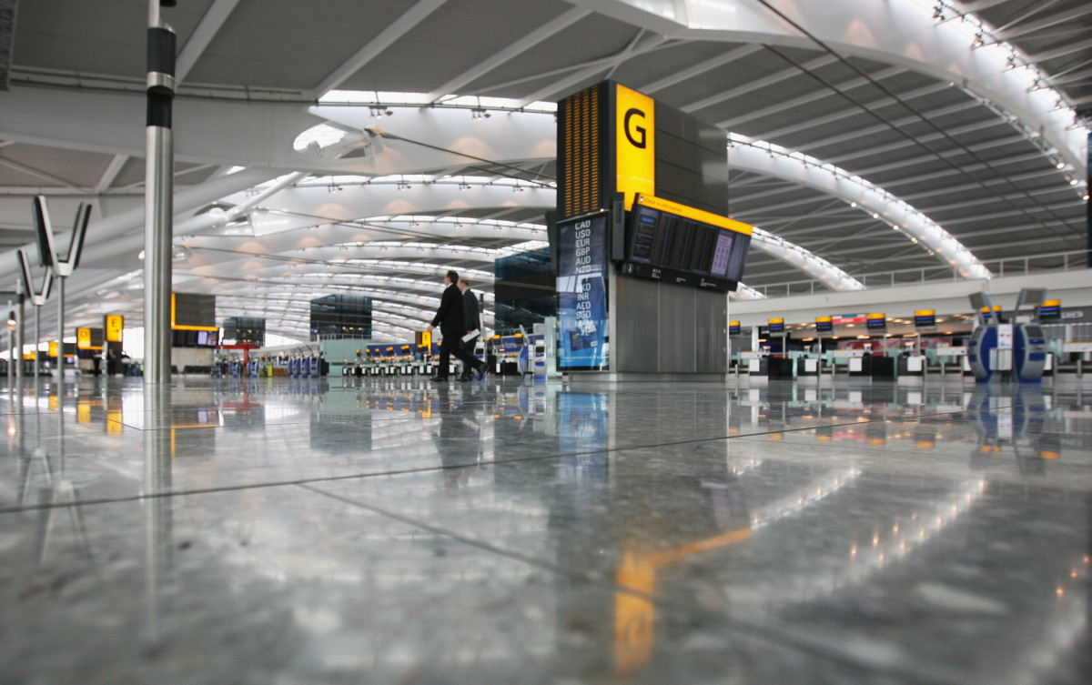 Heathrow Airport Terminal 5