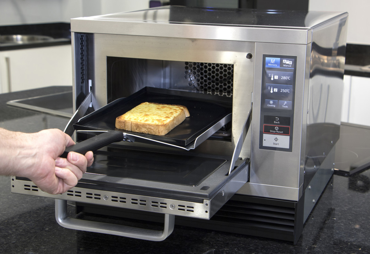 Panasonic SCV-2 speed convection oven