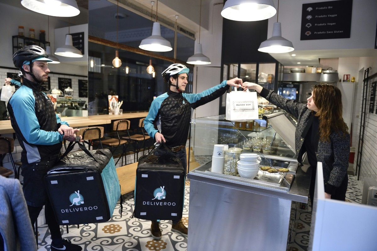 Big chains back Deliveroo move to completely overhaul menus ... 1b8432be9
