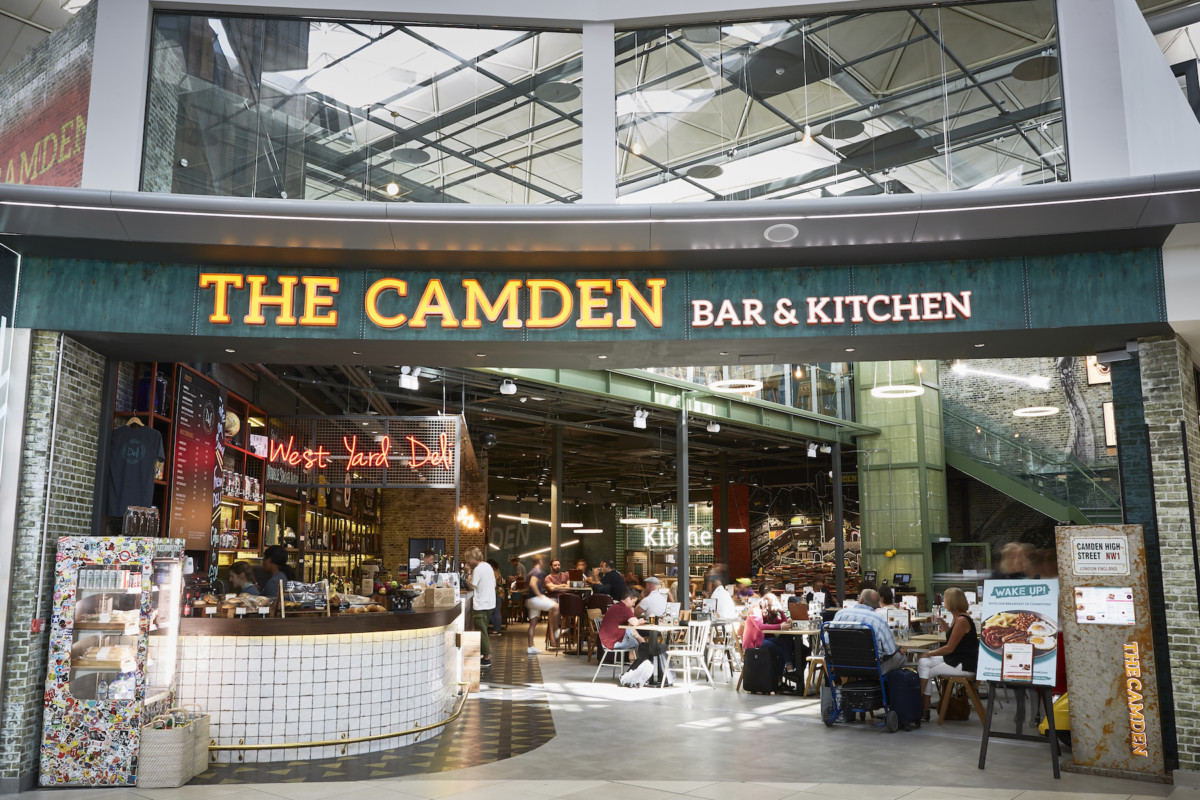 The Camden bar & Kitchen