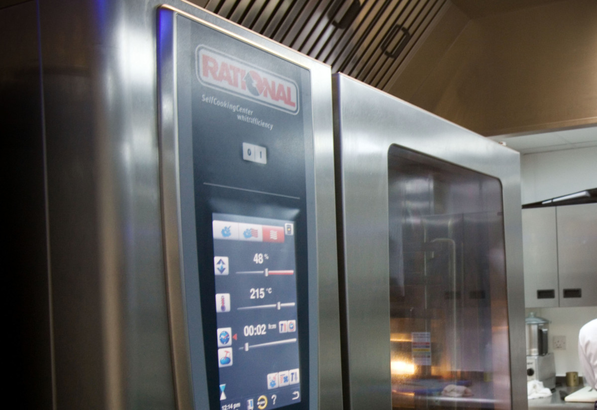Rational combi ovens