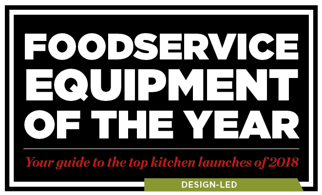 Foodservice Equipment of the Year 2018 Design-led