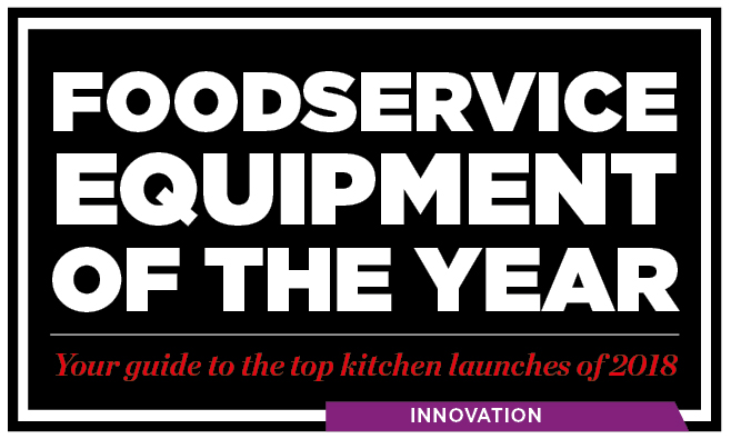 Foodservice Equipment of the Year 2018 Innovation